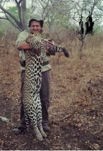 Leopard Bait Tanzania